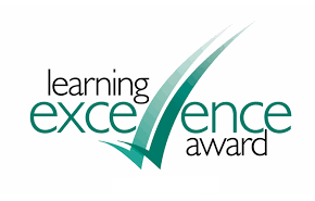 Learning Excellence Award Logo